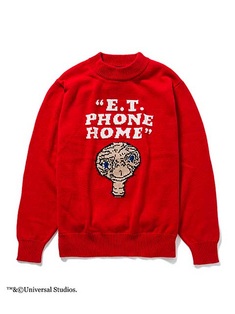 e.t.knit sweater