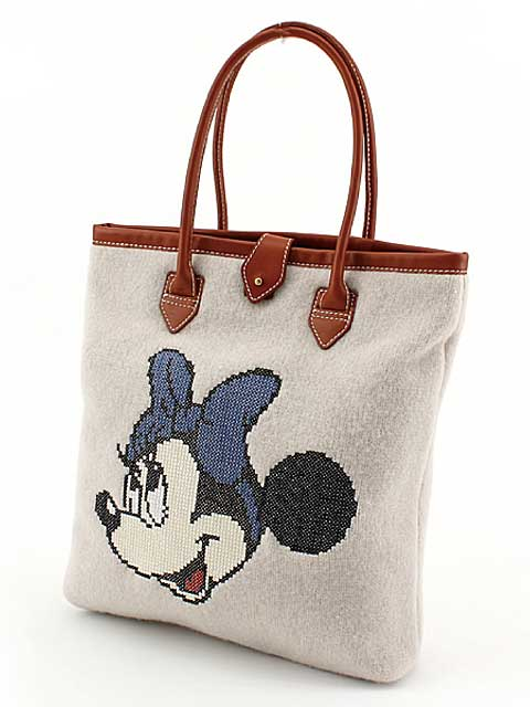 minnie totebag