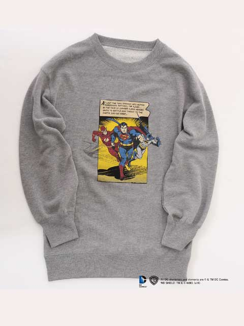 superman sweat